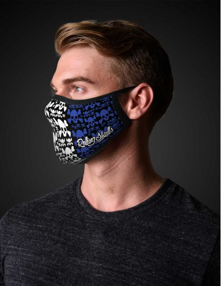 Facial mask - 2 layers - Tatoo