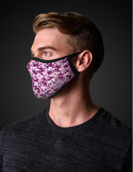 Facial mask - 2 layers - Tatoo